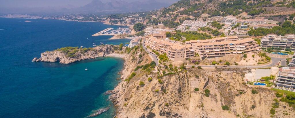 Дом в испании на берегу моря купить недвижимость на кипре пафос