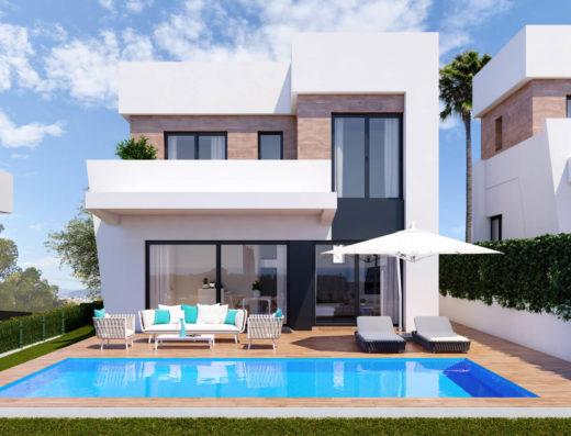 Купить новый дом в испании от застройщика получить внж золотая виза инвестора costablancagrup.com