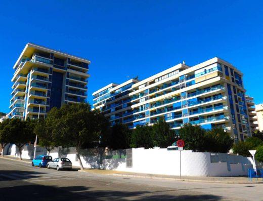 Купить квартиру в Испании Бенидорме costa blanca grup у моря недорого