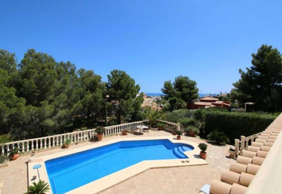 Купить вилла в испании где купить квартиру за границей недорого у моря