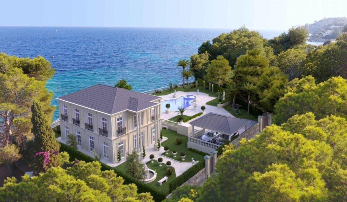Купить виллу на берегу моря коммерческая недвижимость в черногории будва