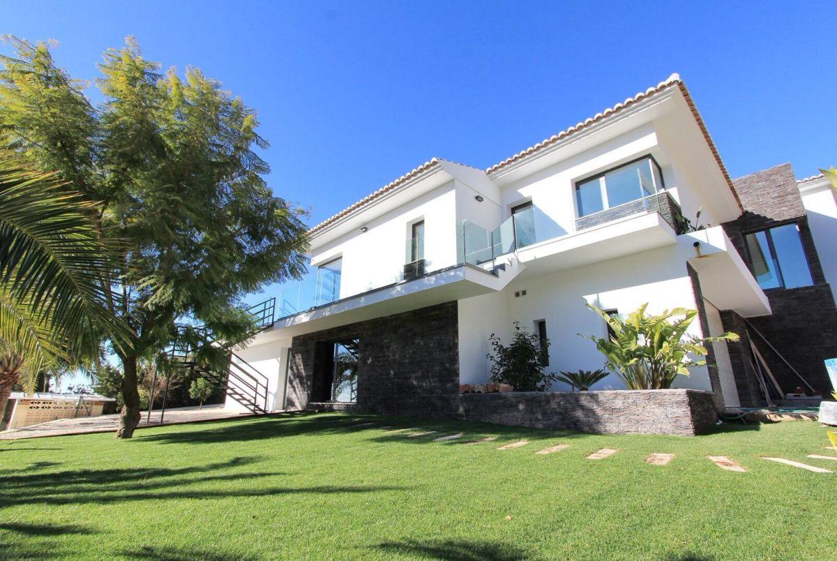 Продажа виллы в испании красивые дома в дубай фото